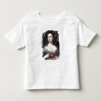 Portrait of Vittoria della Rovere dressed as Flora Toddler T-Shirt