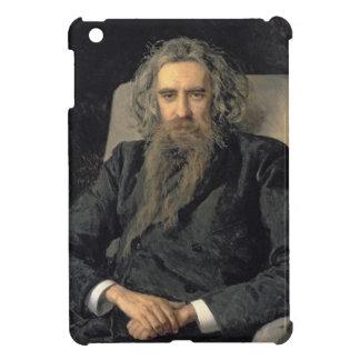 Portrait of Vladimir Sergeyevich Solovyov , 1895 iPad Mini Cover