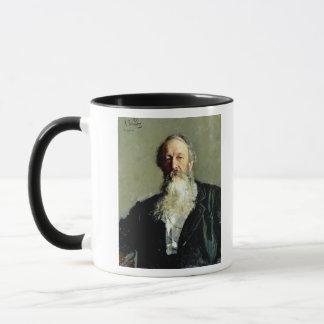 Portrait of Vladimir Stasov , 1883 Mug