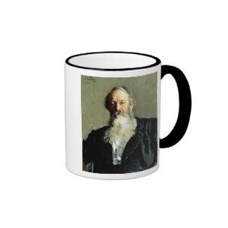 Portrait of Vladimir Stasov , 1883 Coffee Mug
