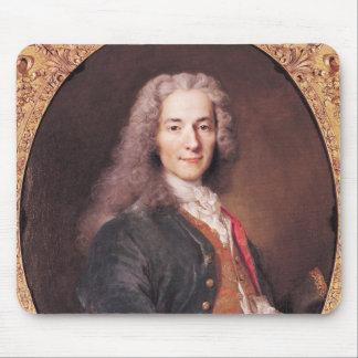 Portrait of Voltaire  aged 23, 1728 Mouse Mat