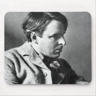 Portrait of W.B. Yeats Mouse Mat
