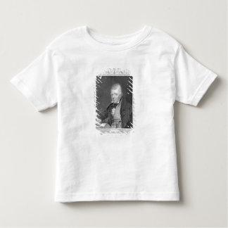 Portrait of Walter Scott Toddler T-Shirt
