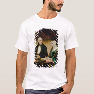 Portrait of William and Mary Wordsworth, 1839 T-Shirt