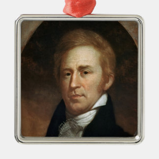 Portrait of William Clark, c.1807 Christmas Ornament