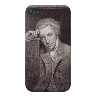 Portrait of William Hayley Covers For iPhone 4