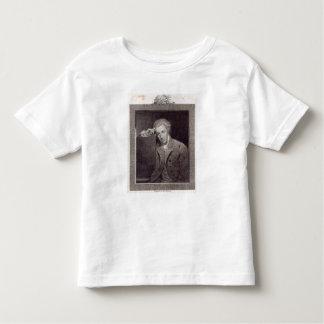 Portrait of William Hayley T-shirts
