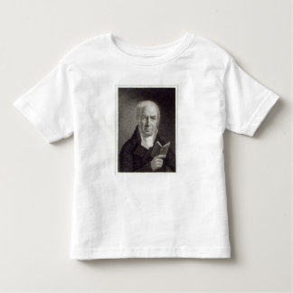 Portrait of William Hayley Toddler T-Shirt