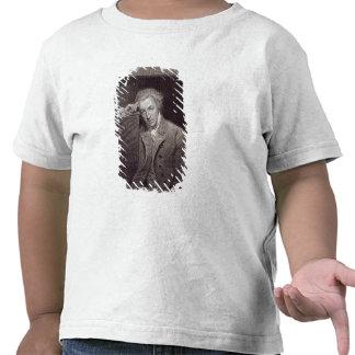 Portrait of William Hayley Shirts