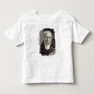 Portrait of William Hayley Tshirts