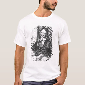 Portrait of William Lilly (1602-81), from his 'Chr T-Shirt
