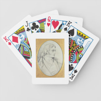 Portrait of William Lock II (1767-1847) of Norbury Bicycle Playing Cards