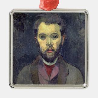 Portrait of William Molard (1862-1936), Swedish (o Christmas Ornament