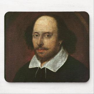 Portrait of William Shakespeare  c.1610 Mouse Mat