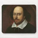 Portrait of William Shakespeare  c.1610 Mouse Pad