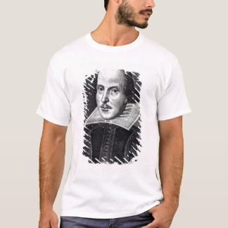 Portrait of William Shakespeare T-Shirt