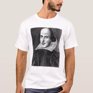 Portrait of William Shakespeare T-Shirt