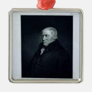 Portrait of William Smith Christmas Ornament