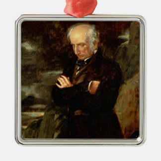 Portrait of William Wordsworth  1842 Christmas Ornament