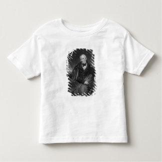 Portrait of William Wordsworth Toddler T-Shirt