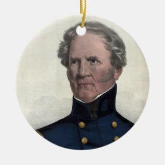 Portrait of Winfield Scott ornament