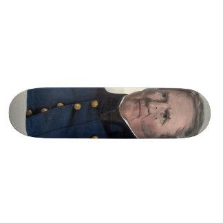 Portrait of Winfield Scott skateboard
