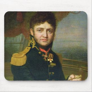 Portrait of Yuri F. Lisyansky, 1810 Mouse Mat