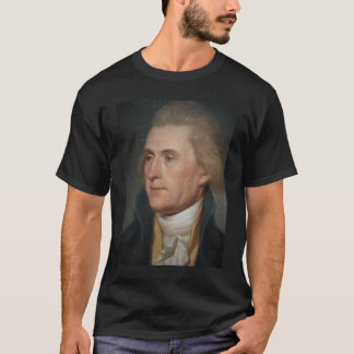 Portrait Painting of Thomas Jefferson T-Shirt