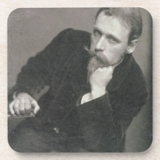 Portrait photograph of Walter Crane (1845-1915) by Beverage Coasters