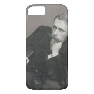 Portrait photograph of Walter Crane (1845-1915) by iPhone 8/7 Case
