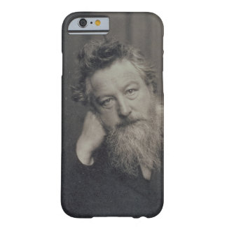 Portrait photograph of William Morris (1834-96) by Barely There iPhone 6 Case