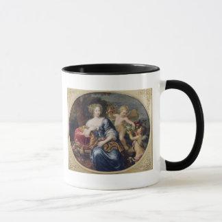 Portrait presumed to be Francoise-Athenais Mug