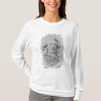 Portrait presumed to be Jean-Honore Fragonard T-Shirt