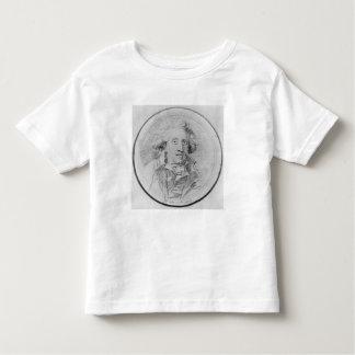 Portrait presumed to be Jean-Honore Fragonard Toddler T-Shirt
