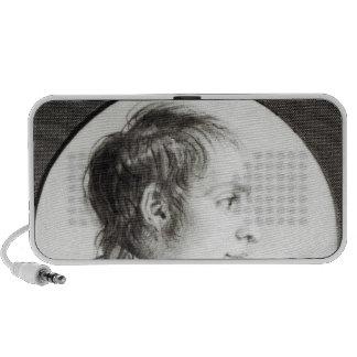 Portrait presumed to be Joseph Bonaparte iPod Speakers