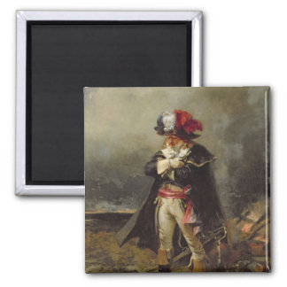 Portrait presumed to be Lazare Carnot  1872 Refrigerator Magnets