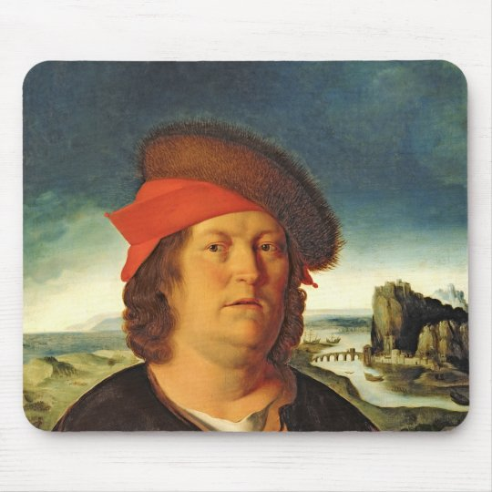 Portrait presumed to be Paracelsus Mouse Mat