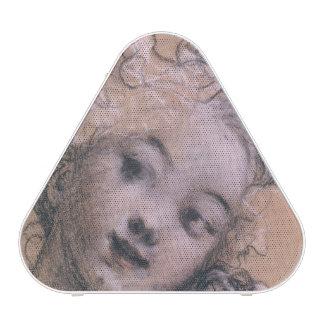 Portrait presumed to be Rosalie Speaker