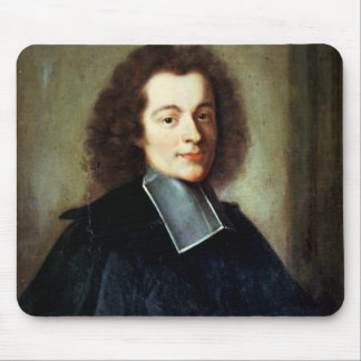 Portrait presumed to be Voltaire  as a young man Mouse Mat