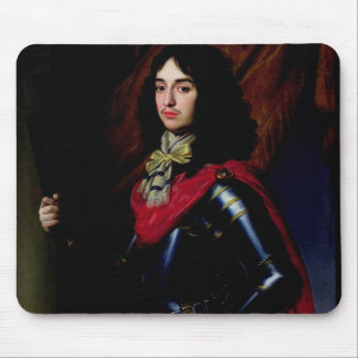 Portrait Prince Edward of Palatinate in Armour Mouse Mat