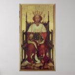 Portrait Richard II 'The Westminster Portrait' Poster