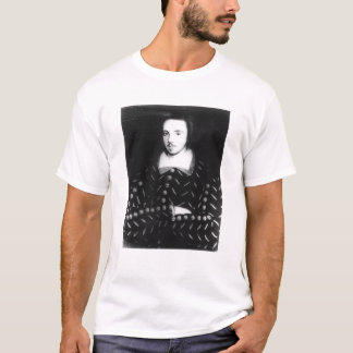 Portrait said to be Christopher Marlowe T-Shirt