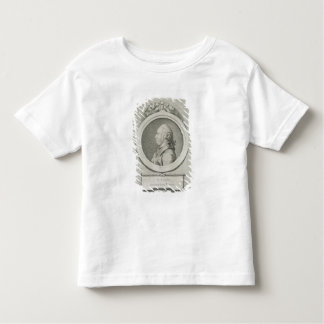 Portrait study of George Stubbs (1724-1806) (soft- Toddler T-Shirt