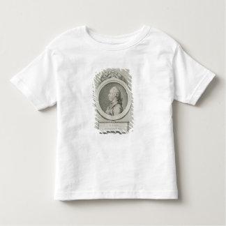 Portrait study of George Stubbs (1724-1806) (soft- Tshirts