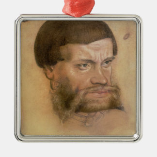 Portrait thought to be of John the Steadfast Christmas Ornament