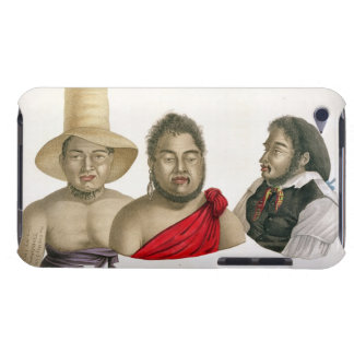 Portraits of chiefs of the Sandwich Islands, from Barely There iPod Covers