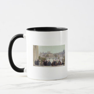 Portraits of French artists and authors Mug