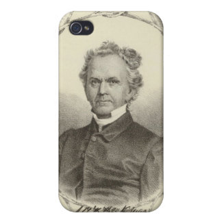 Portraits of men of the New Jersey coast iPhone 4 Cover