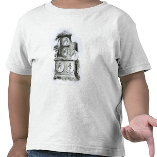 Portraits of Roman Emperors from Shirt