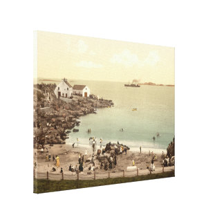 Portrush County Antrim Northern Ireland Gallery Wrap Canvas